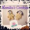 Monita's cookies skeleton kids