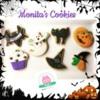 Monita's cookies haloween cookies