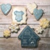 Paiges Designer Cookies 2018 Baby boy cookies