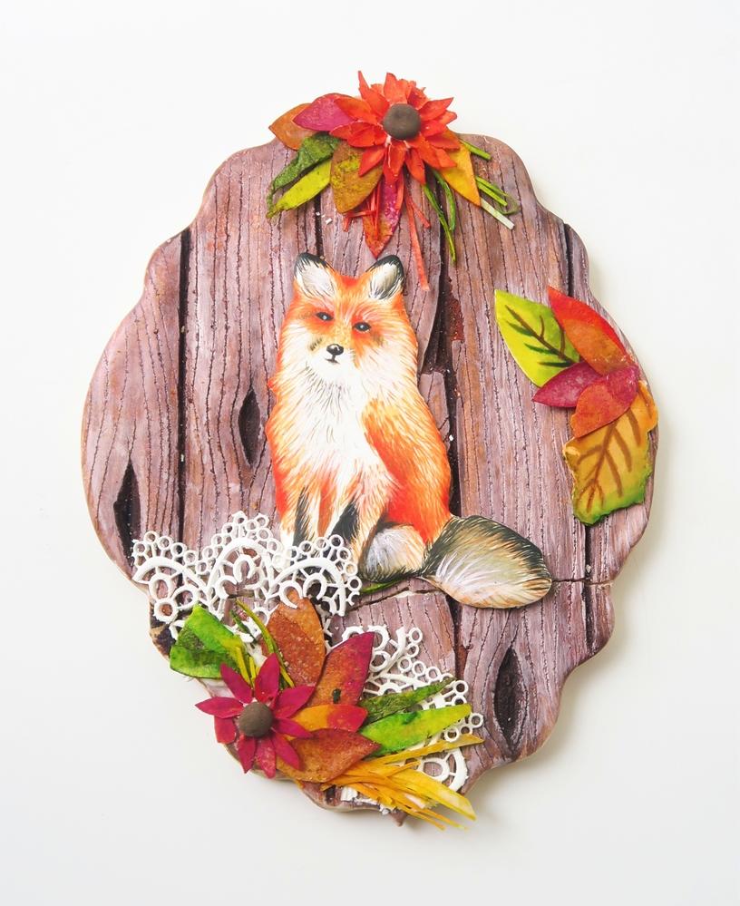 Autumn Fox from CookieCon Set