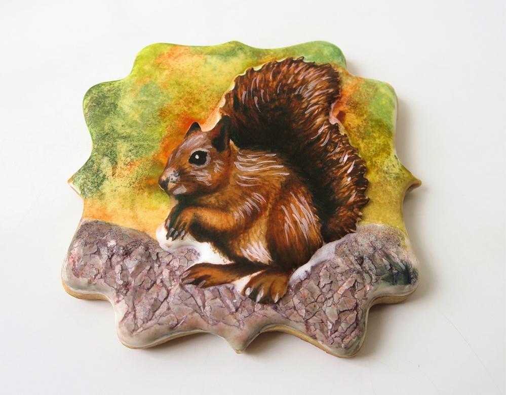 Autumn Squirrel - CookieCon 2018 Set