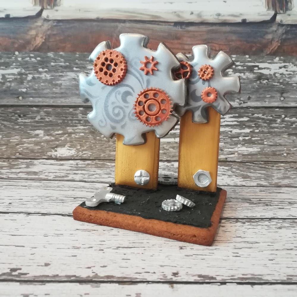 Metallic Mechanical Installation
