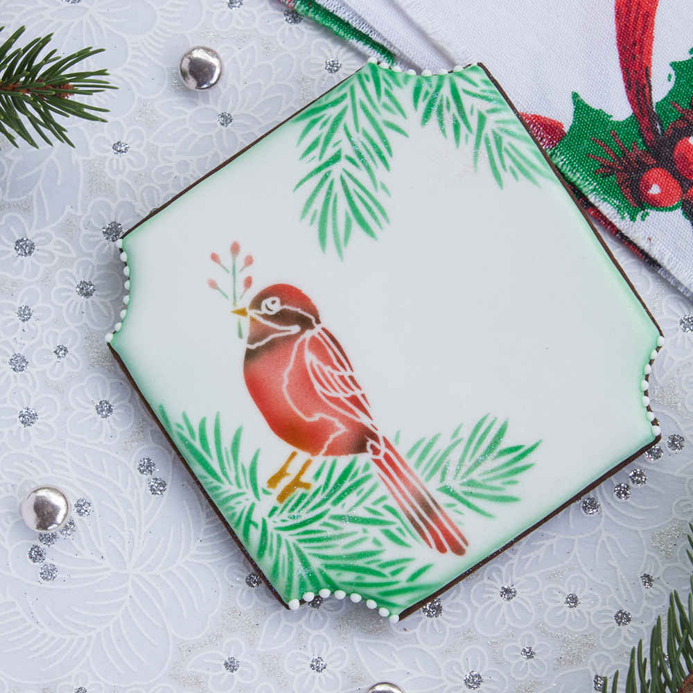 A Single Christmas Bird