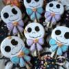 Skull lollipops