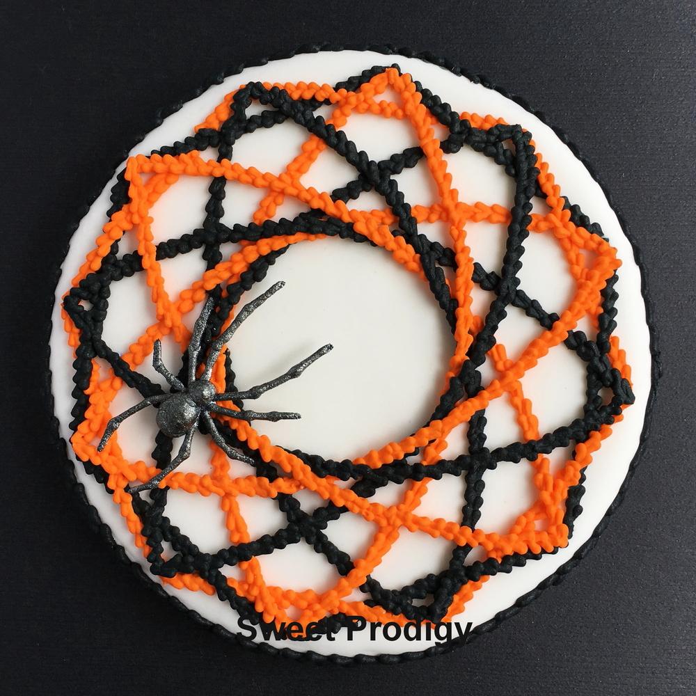 Spider Web - Sweet Prodigy