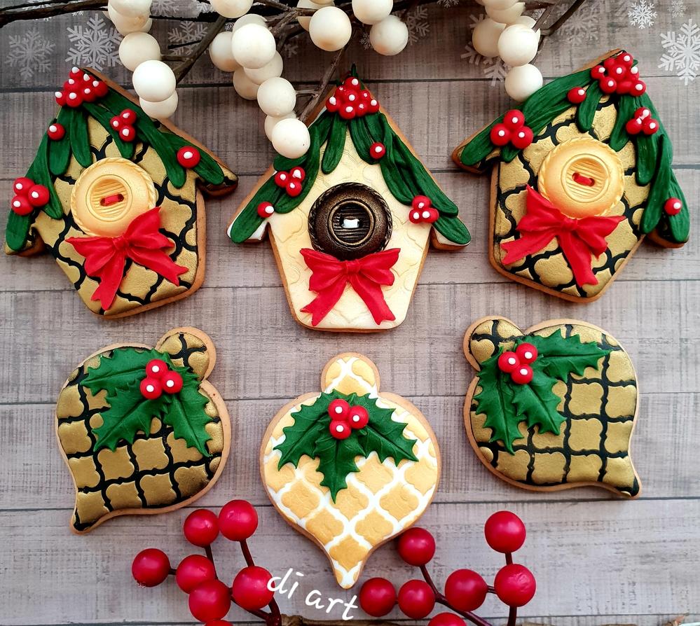 Gold Christmas!