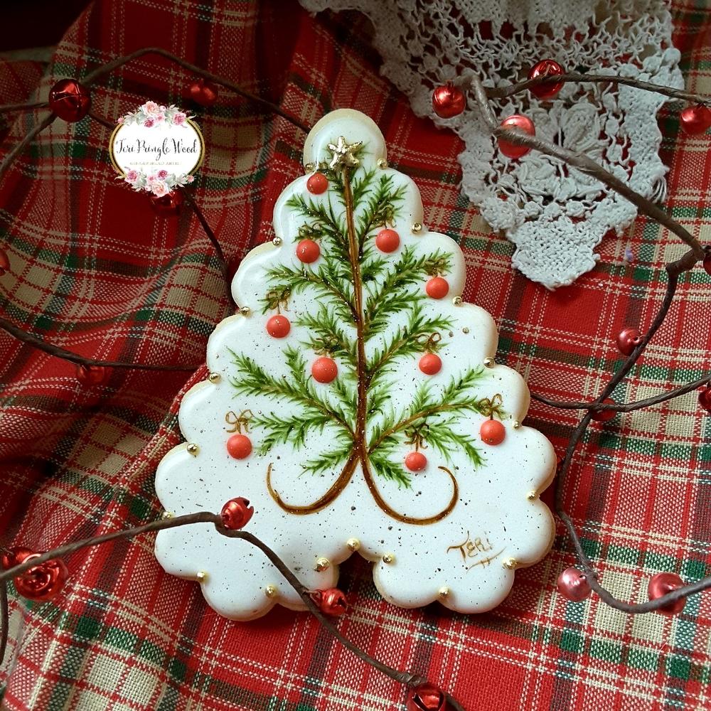 A Christmas Tree🌲