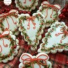 Christmas Hearts and Wreaths