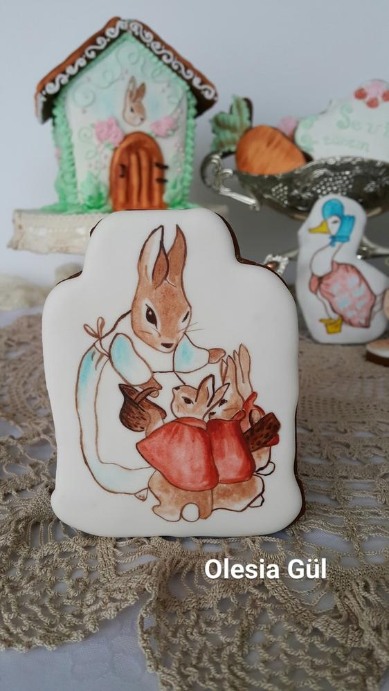 Peter Rabbit Characters