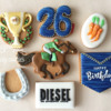 Birthday Cookies for Horse Lover