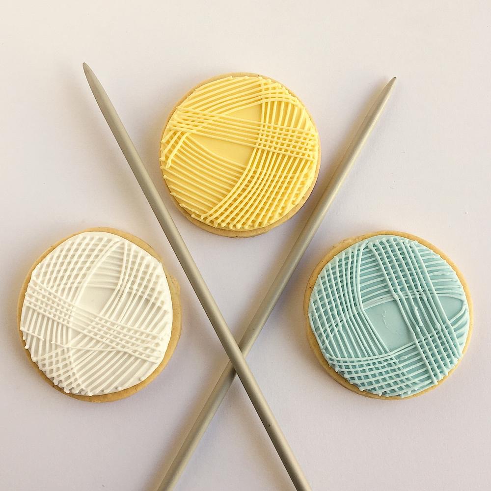 Yarn Cookies