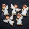 Icing Cookies - Angels