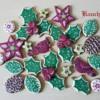 Christmas platter 2 Kanch J