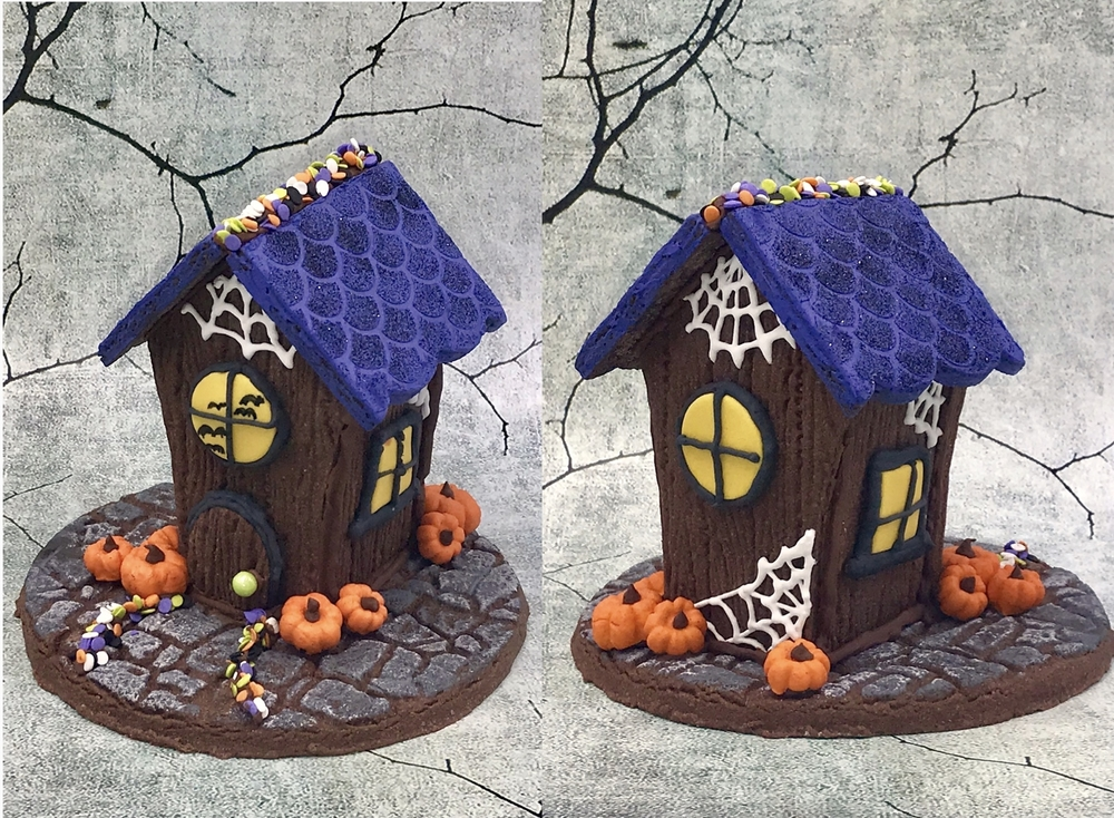 Haunted Cookie House