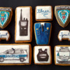 Thank you Police cookies