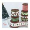 Christmas Ribbon Spools  Manu: Design, Cookies and Photo by Manu