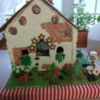 First Gingerbread House