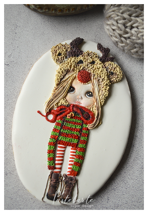 Doll Cookie