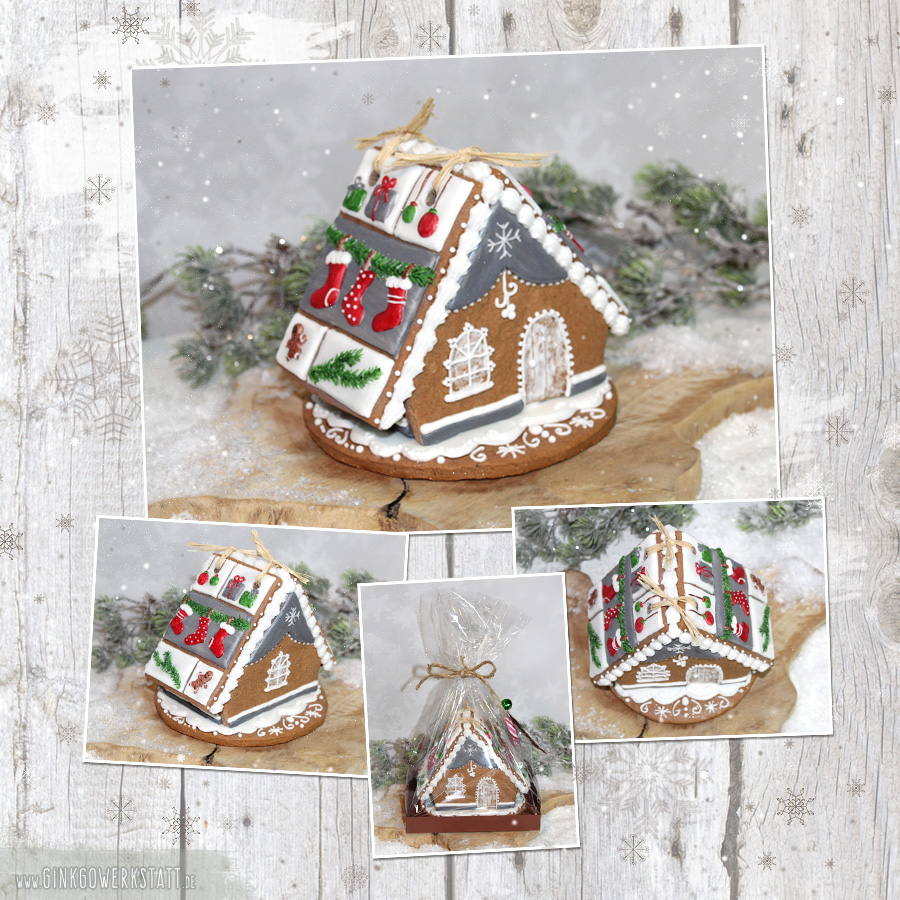 Gingerbread House #5