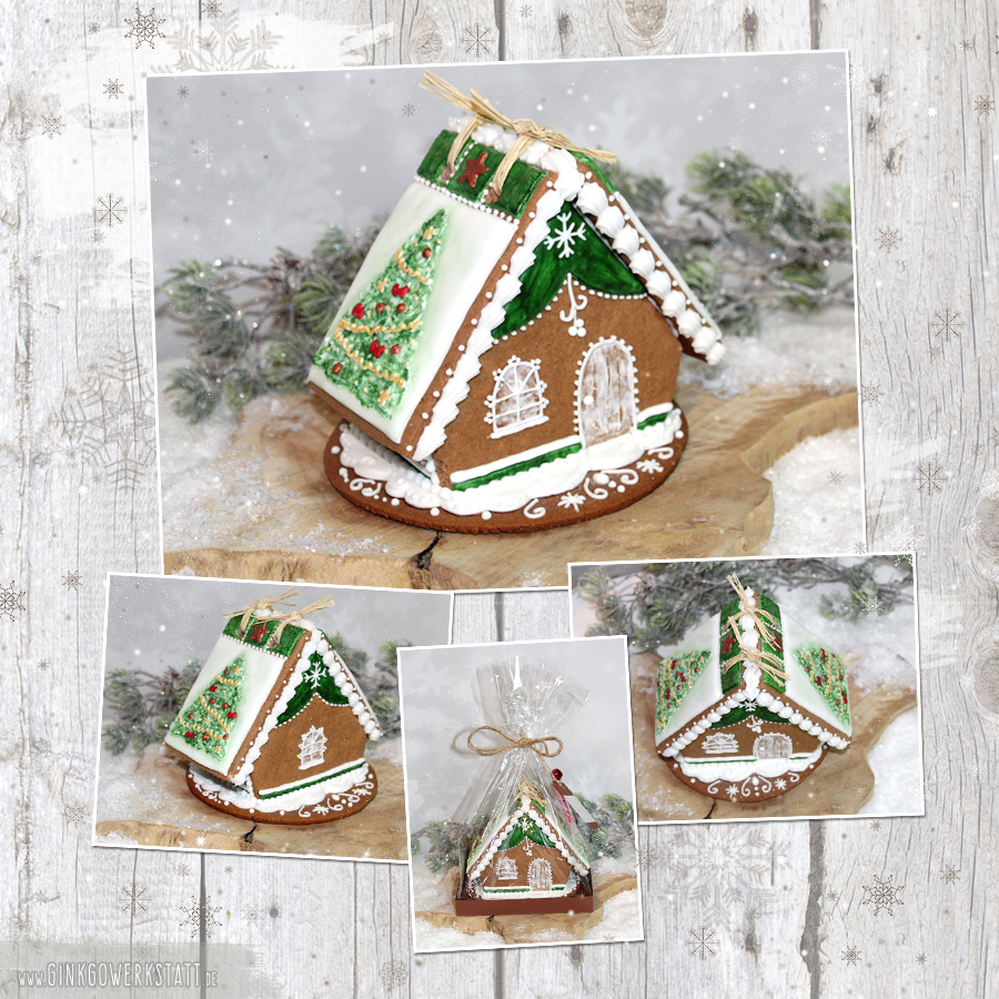 Gingerbread House #6