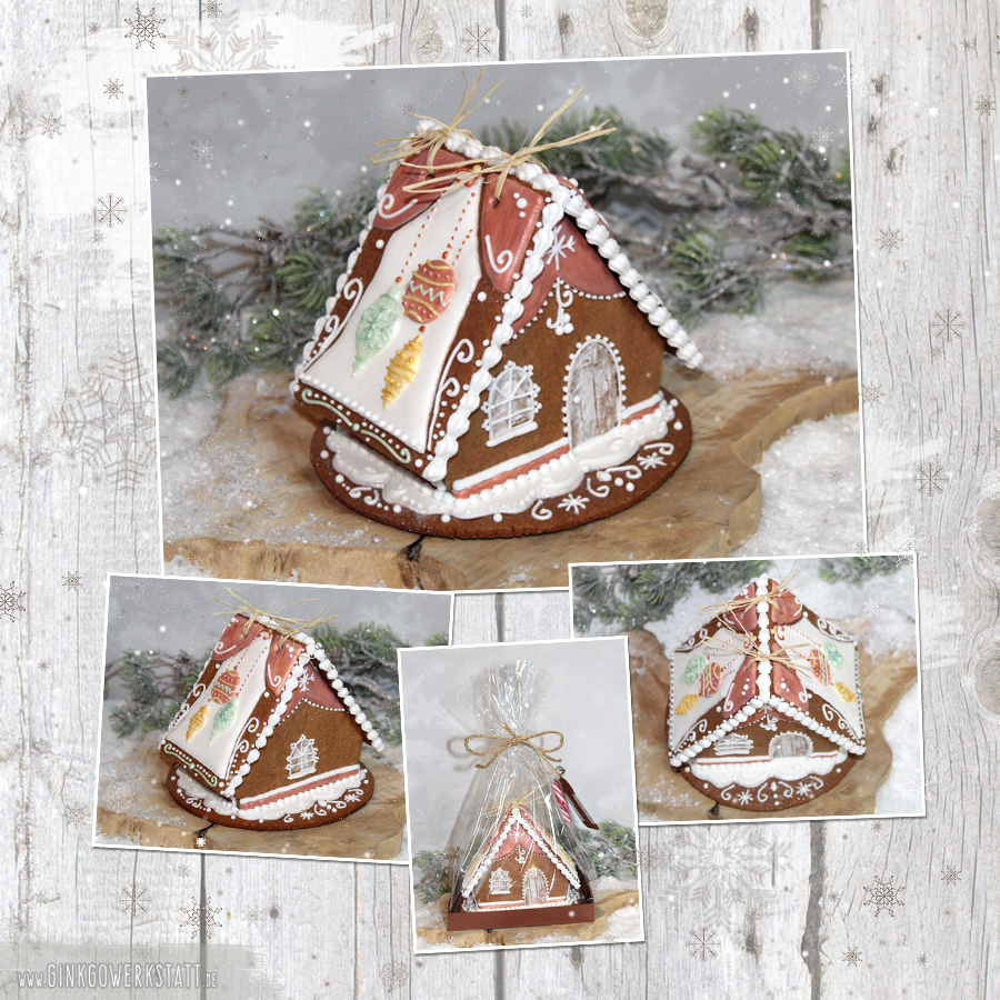 Gingerbread House #7