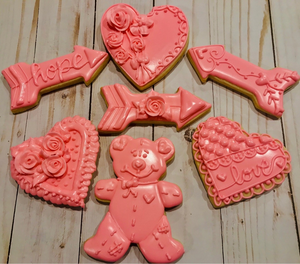 Monochromatic Valentine