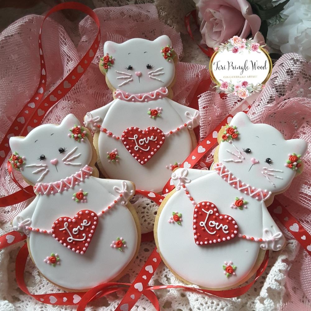 Valentine kitties ❤