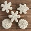 Monochrome Snowflakes