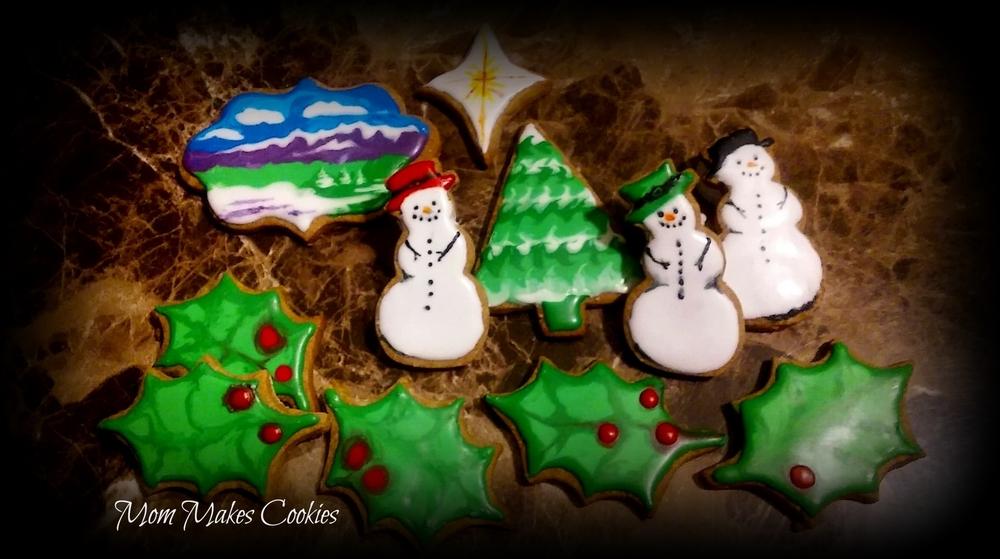 A Quiet Christmas Celebration