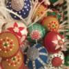 Gingerbread Ornament Close-up