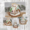 Gingerbread House #3