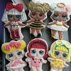 Cake Toppers - Dolls