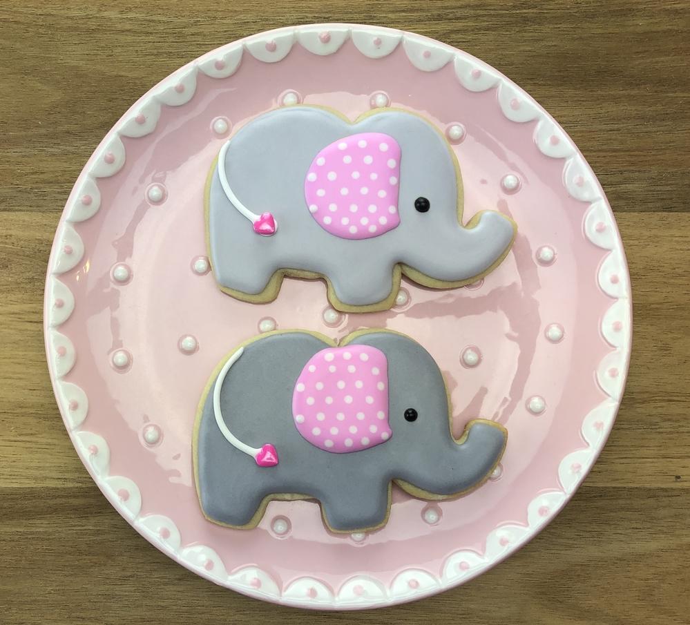 Baby Shower Elephants