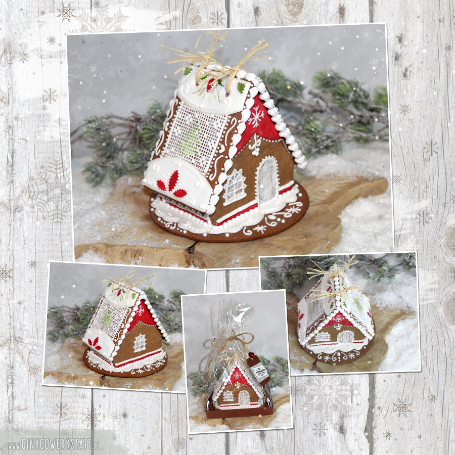 Gingerbread House #10