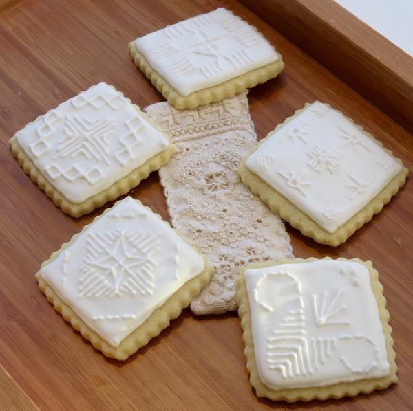 Hardanger Cookies