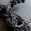 The Old Blacksmith's Home: Iron Door Handle
