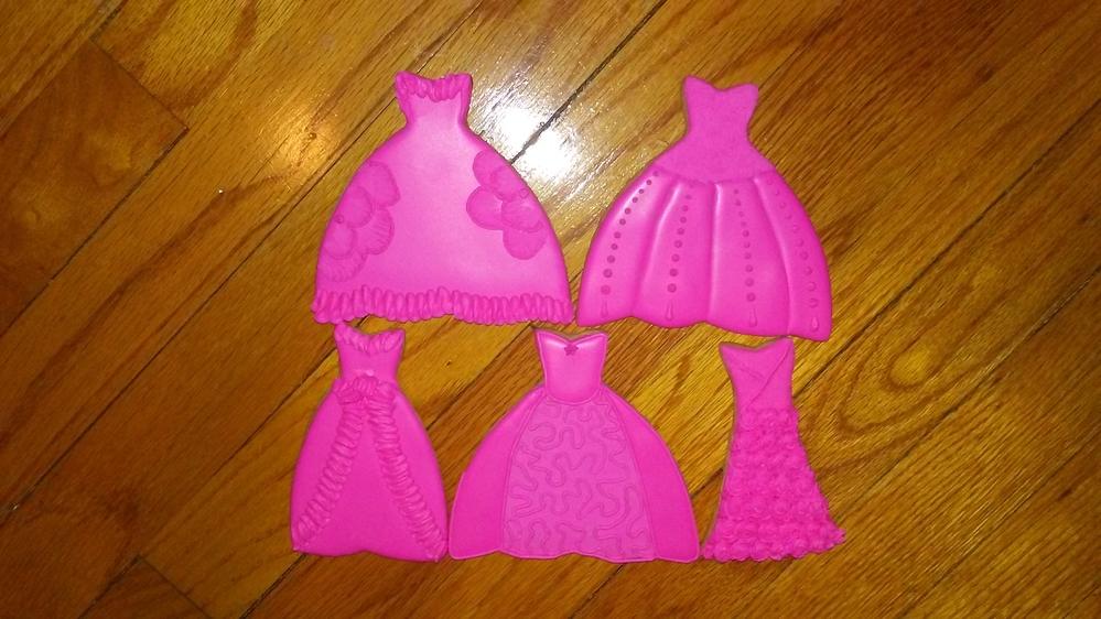 Little Pink Dresses