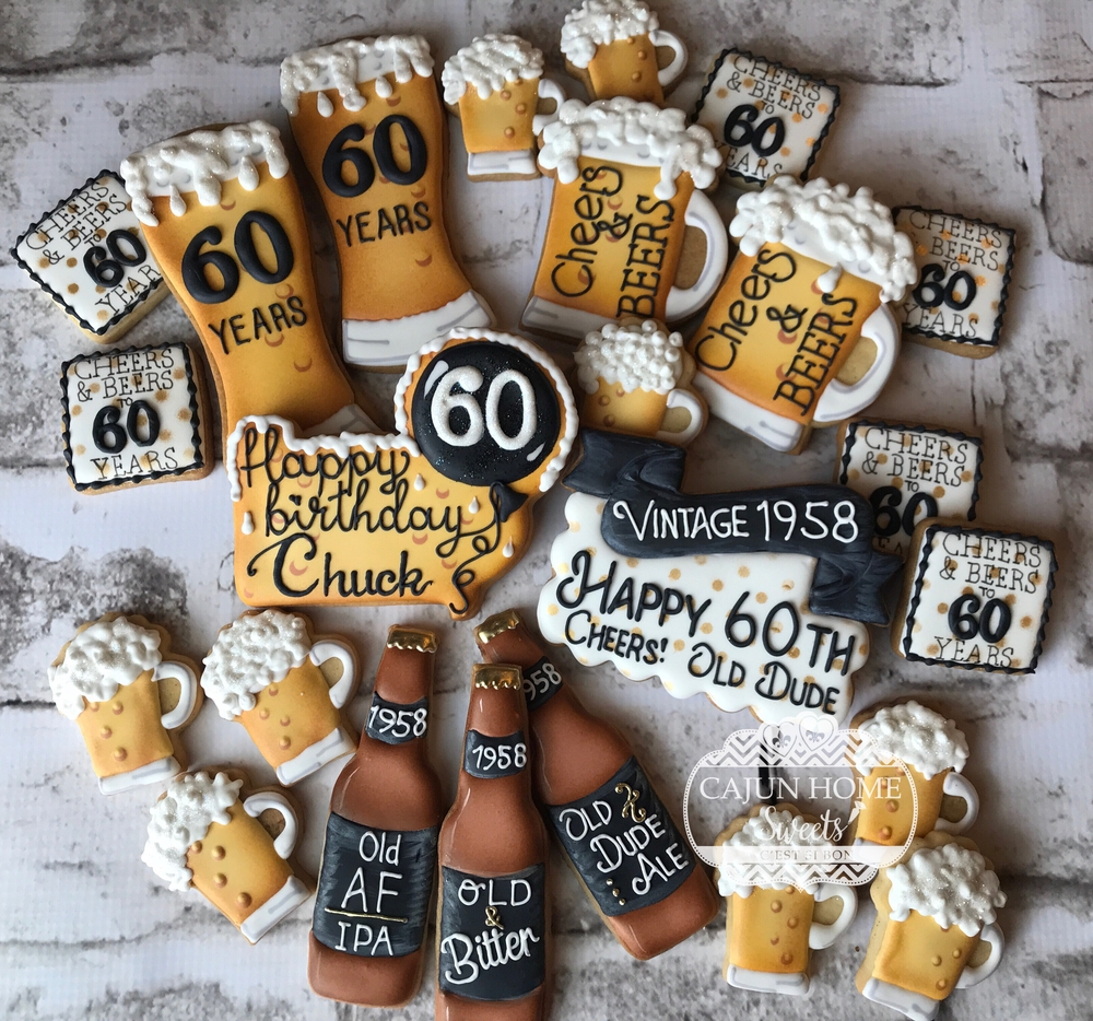 Cheers & Beers  60th
