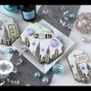 """Julia's """"Ring in the New Year"""" Dynamic Duos™ Stenciled Cookie"""