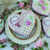 Re-Do Vintage Valentine Cookies