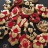 Lorena Rodriguez. Valentine's cookies