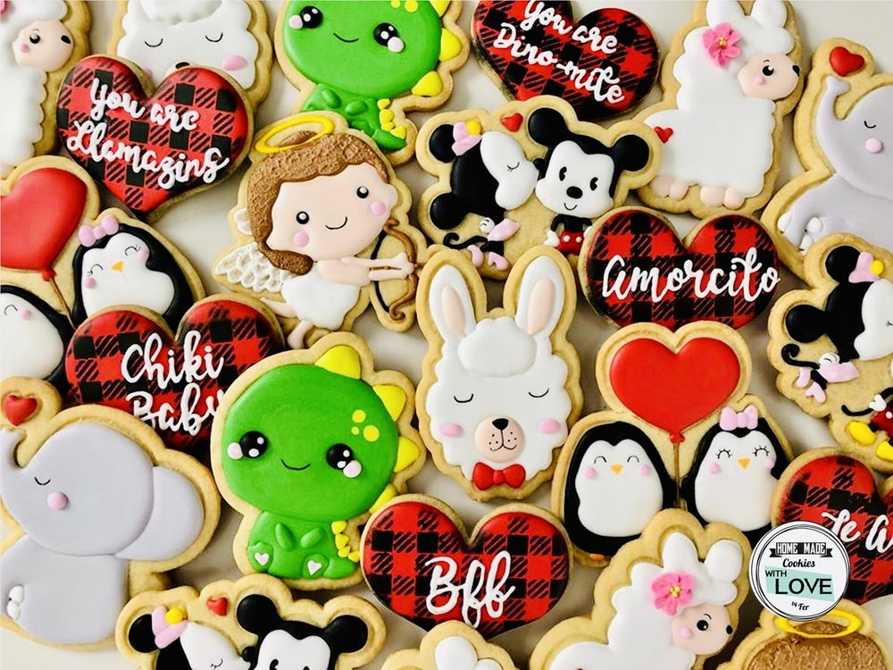 Set cookies love