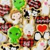 Set cookies love