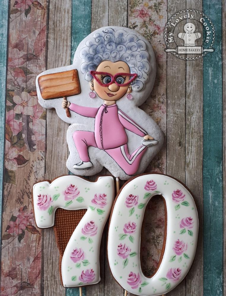 Cool Granny