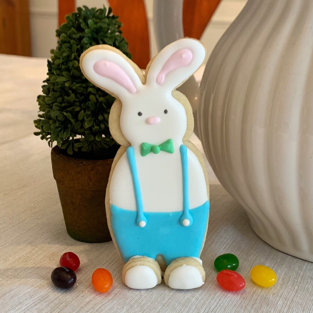 Peter Cottontail Cookie