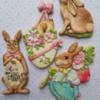 Vintage Easter Cookies