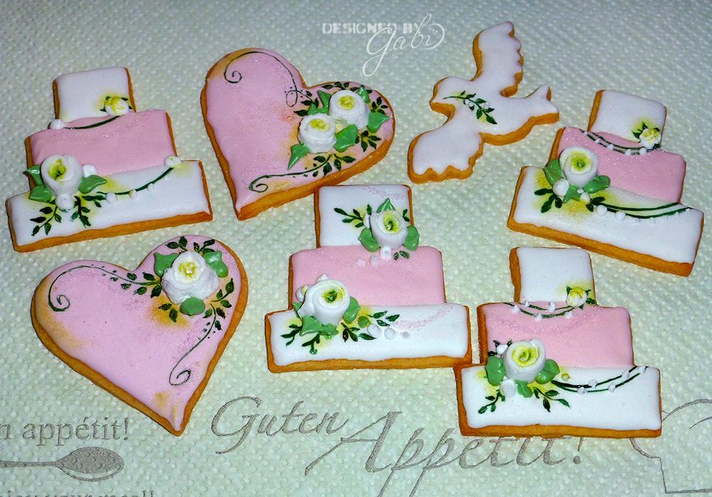 A pink wedding