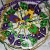 Mardi Gras Platter Designs