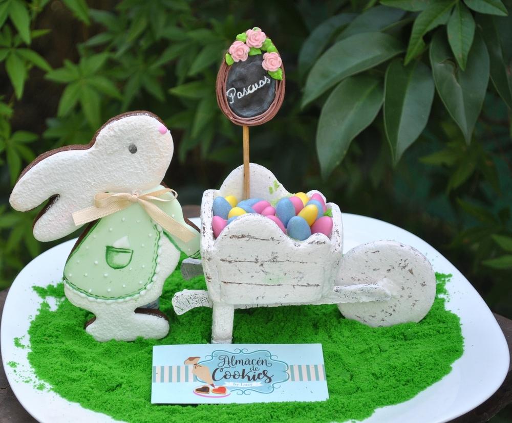 Easter Cookies 3-D!!