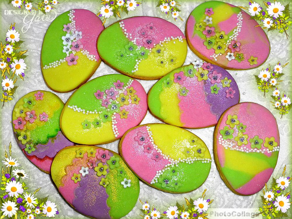 Easter eggs, Easter eggs...